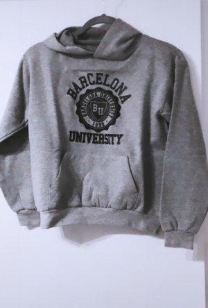 University pulli pullover hoodie kapuze kapuzenpullover oversized graz barcelona