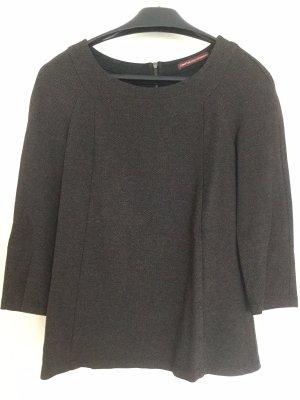Unkomplizierter Pullover mit  3/4 Arm
