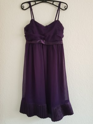 b.p.c. Bonprix Collection Cocktail Dress dark violet
