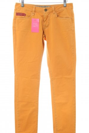 Unlimited Five-Pocket-Hose hellorange Casual-Look