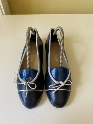 Unnützer Ballerinas two-tone Gr. 35,5 Echtleder