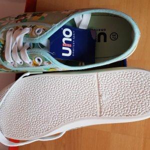 UNO Sneaker zum schnüren 37