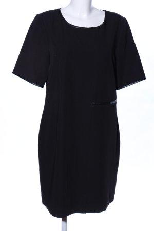UNQ A-Linien Kleid schwarz Business-Look