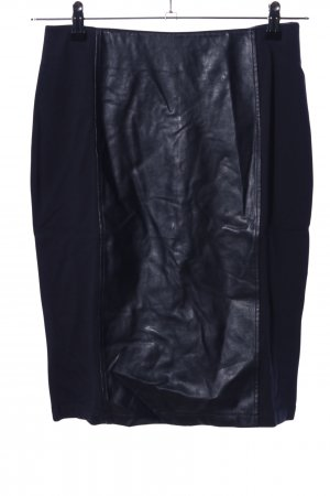 UNQ Bleistiftrock schwarz Elegant