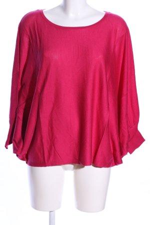 UNQ Felpa kimono rosa stile casual