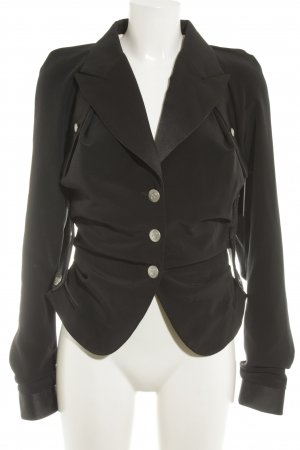 Unrath&Strano Kurz-Blazer schwarz Business-Look