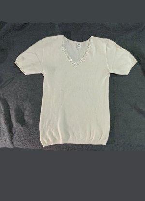 Angora Bielizna dolna w kolorze białej wełny Angora