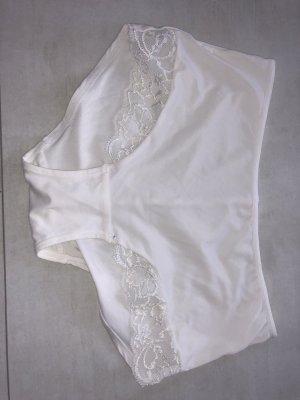 Cubus Pantalone pigiama crema-bianco