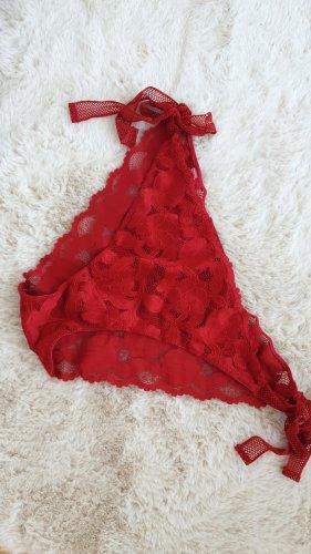 Lingerie Set red-dark red