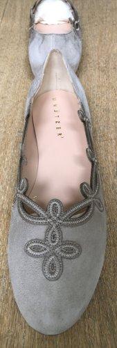 Unützer Ballerinas  beige grau greige