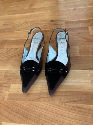 Unützer Kitten Heels, Gr. 38, kaum getragen