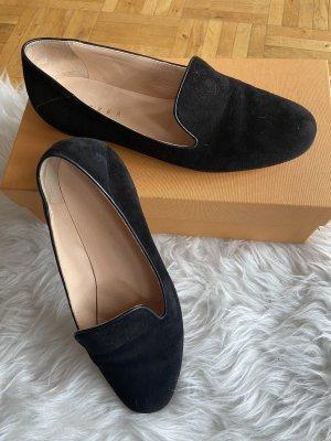 Unützer Loafer schwarz