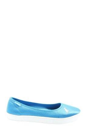 Unützer Schlüpfsneaker blau Casual-Look