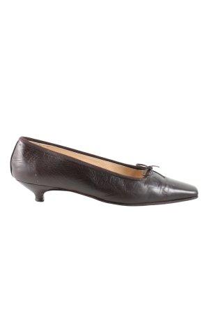Unützer Chaussure décontractée brun style décontracté