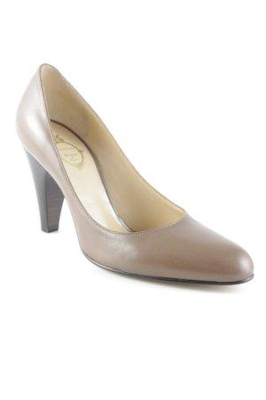 Unützer Zapatos Informales marrón elegante
