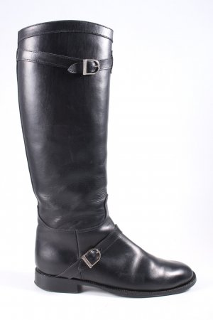 Unützer Winter Boots black business style