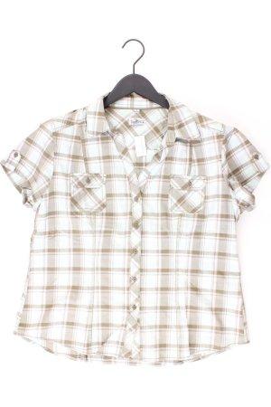 Up Fashion Bluse Größe 44/46 türkis aus Baumwolle