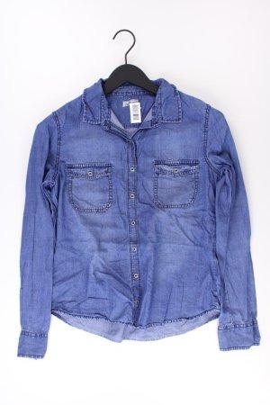 Up Fashion Jeansbluse Größe 38 blau