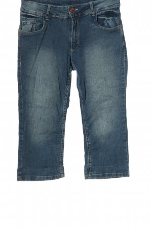 Up2fashion 3/4 Length Jeans blue casual look