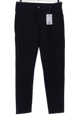 Up2fashion Slim Jeans schwarz Casual-Look