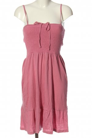 Up2fashion Trägerkleid pink Casual-Look