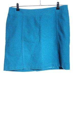 Up2fashion Wollrock blau Casual-Look
