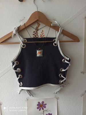 Upcycled Nike Cropped Top