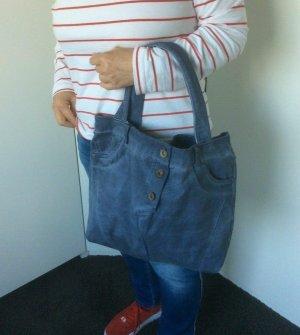 Upcycling*Stylische Jeans Wende Tasche