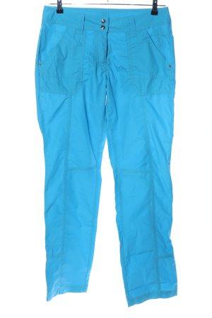 UpFashion Cargohose blau Casual-Look
