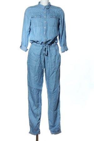 UpFashion Jumpsuit blau Casual-Look