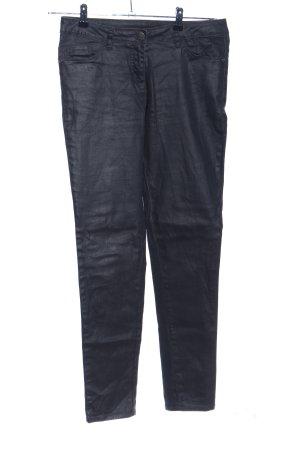UpFashion Skinny Jeans schwarz Casual-Look