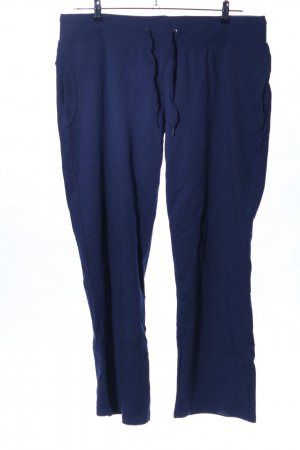 UpFashion Pantalone fitness blu stile casual