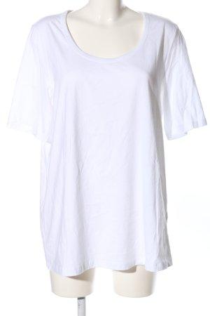 UpFashion T-Shirt weiß Casual-Look