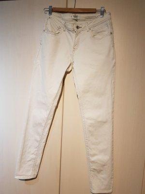 Mango Pantalon cinq poches multicolore coton