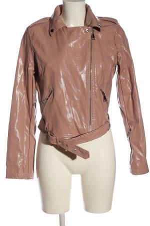 URBAN BLISS Flight Jacket nude casual look