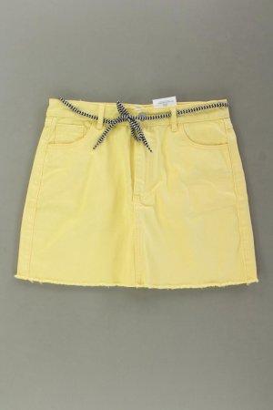 URBAN BLISS Kurzer Rock Größe 38 gelb aus Baumwolle