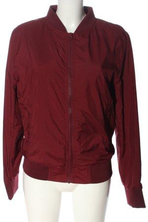 Urban Classics Bomberka czerwony W stylu casual