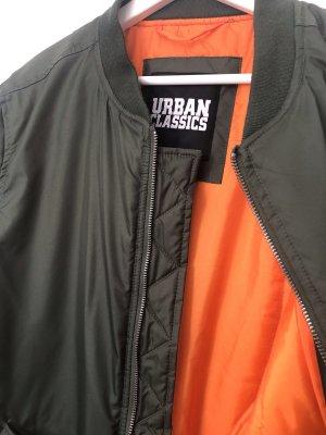 Urban Classics – Bomberjacke lang