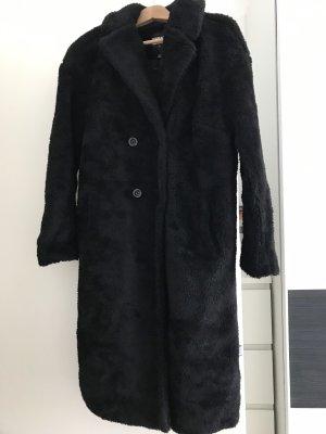 Urban Classics Płaszcz oversize czarny