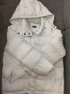Urban Classics Down Jacket white