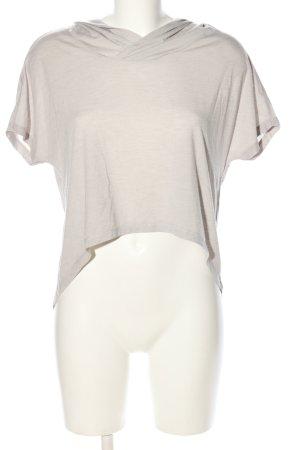 Urban Classics Shirt met capuchon wolwit gestippeld casual uitstraling