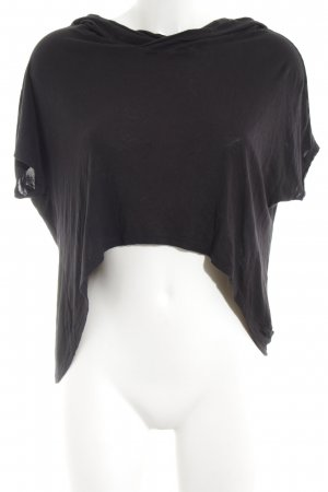 Urban Classics Shirt met capuchon zwart casual uitstraling