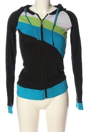 Urban Classics Kapuzensweatshirt Streifenmuster sportlicher Stil