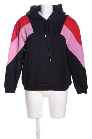 Urban Classics Kapuzensweatshirt Streifenmuster Casual-Look