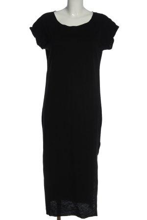 Urban Classics Shortsleeve Dress black casual look