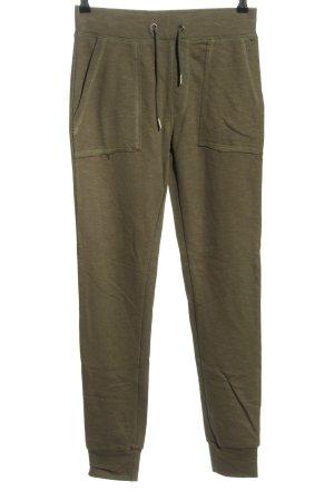 Urban Classics Leggings khaki Casual-Look