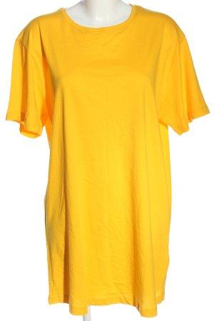 Urban Classics Longshirt hellorange Casual-Look