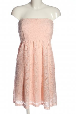 Urban Classics Mini Dress pink casual look