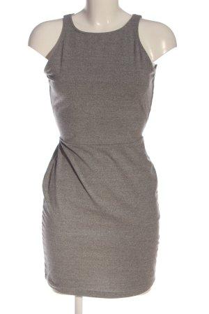 Urban Classics Mini Dress light grey flecked casual look