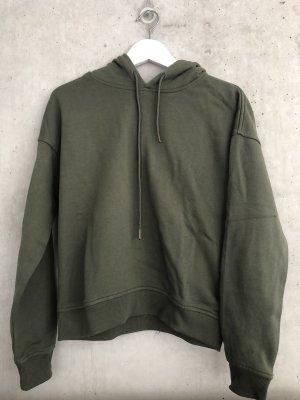 Urban Classics olivgrün/khaki Hoodie